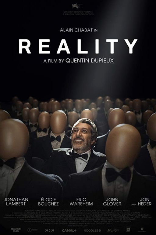 Reality - Réalité (2014) (Rating 7,7) DVD1280