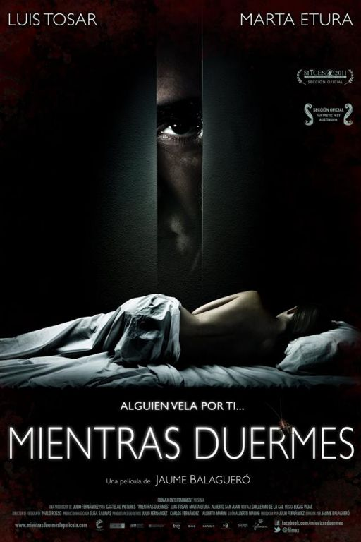 Sleep tight - Mientras duermes (2011) (Rating 7,5) DVD663
