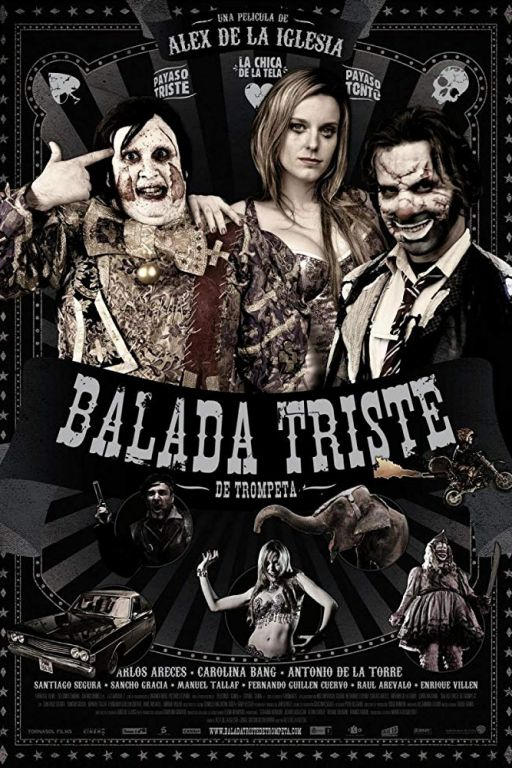 The Last Circus - Mad circus - Balada triste de trompeta (2010) (Rating 7,5) DVD5359