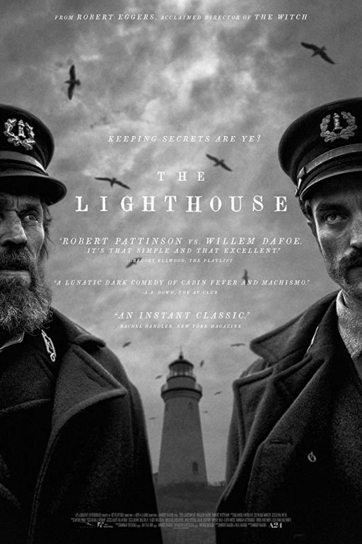 The Lighthouse (2019) (Rating 8,3) (Coming Soon on DVD at Filmkunstbar Fitzcarraldo)