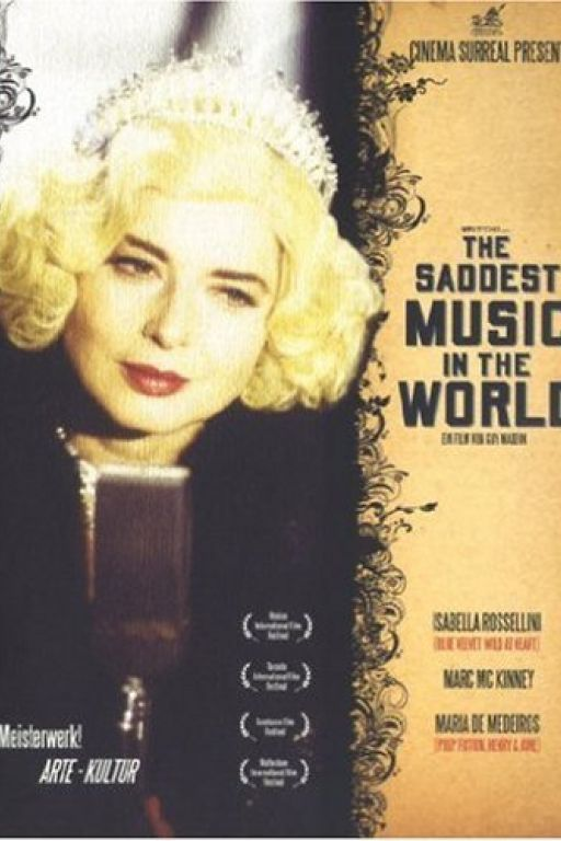 The Saddest Music in the World (2003) (Rating 8,9) DVD6193