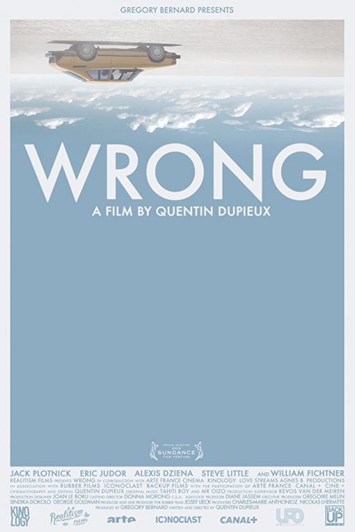 Wrong (2012) (Rating 8,0) DVD7618