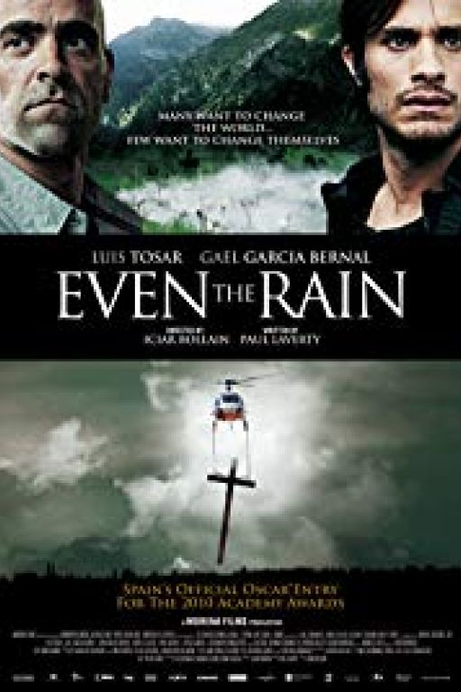 Even the Rain - Und dann der Regen - También la lluvia (2010) (Rating 7,3) DVD7530+6799