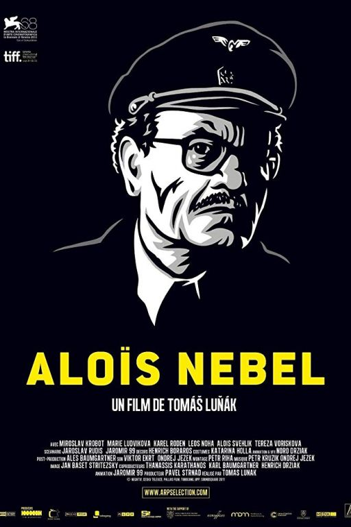Alois Nebel (2011) (Rating 7,6) (OmeU) DVD7724