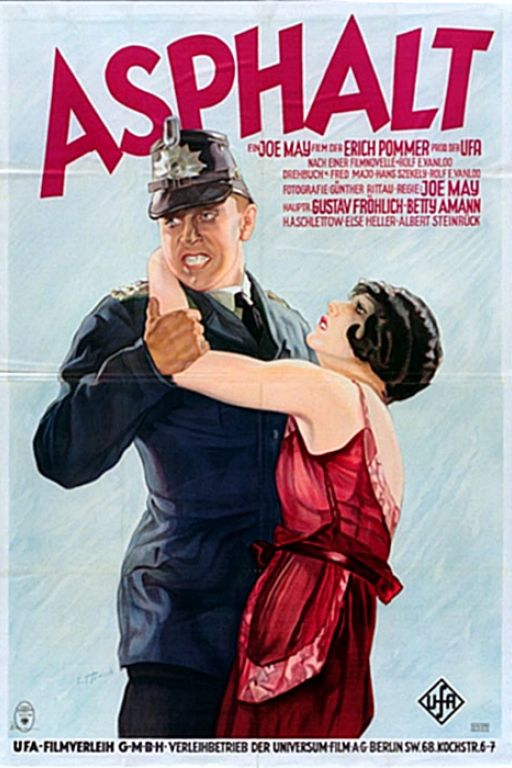 Asphalt (1929) (Rating 8,9) (OmeU) DVD5549