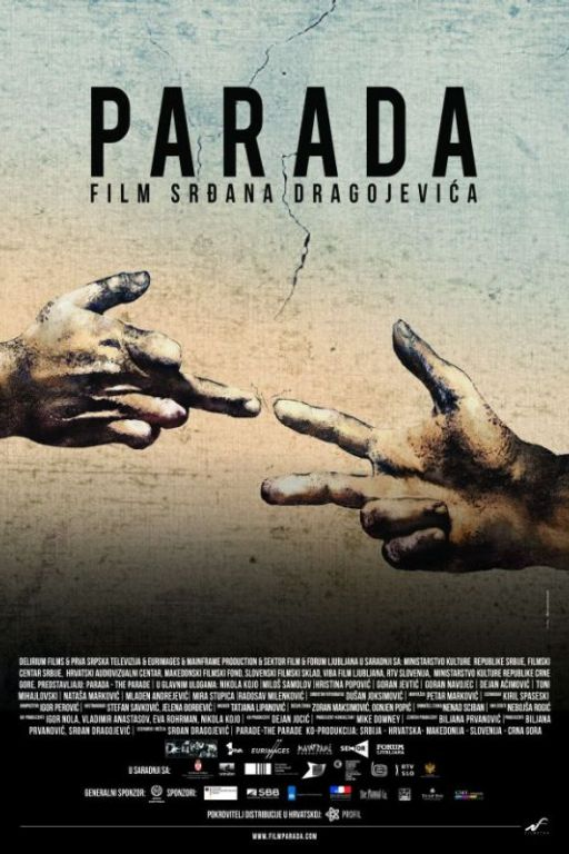 Die Parade - Parada (2011) (Rating 7,6) DVD1294