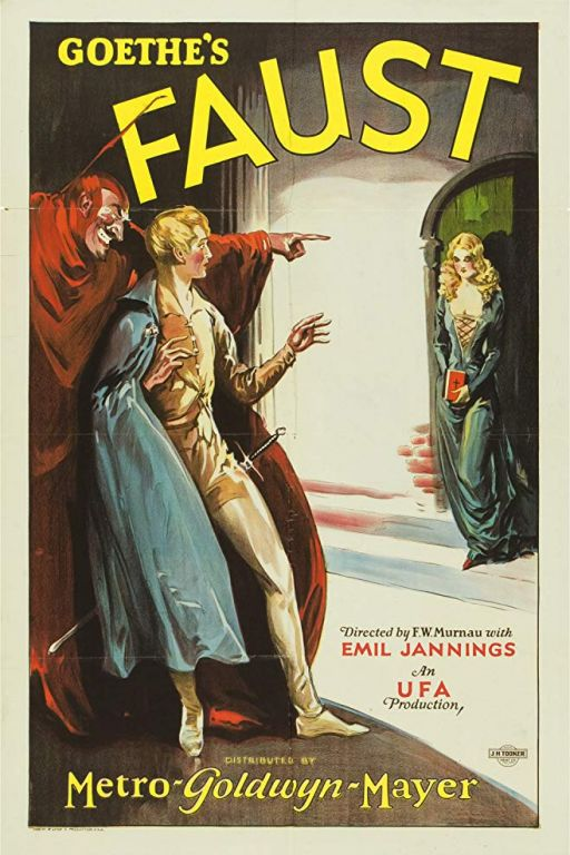 Faust (1926) (Rating 8,8) DVD4096