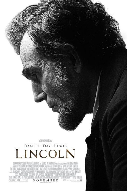 Lincoln (2012) (Rating 8,0) DVD2276