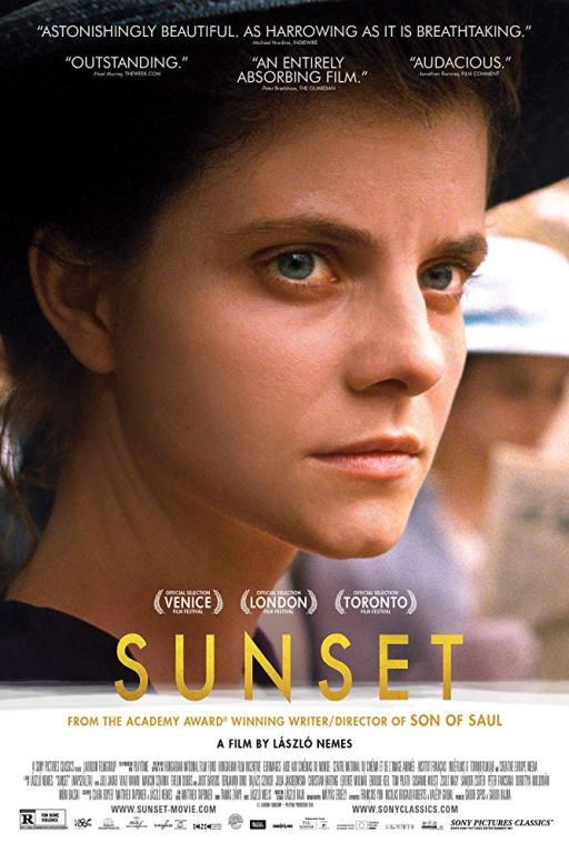 Sunset - Napszállta (2018) (Rating 8,0) DVD10570
