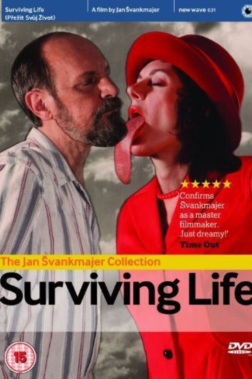 Surviving life - Prezít svuj zivot (teorie a praxe) (2010) 8Rating 7,5) (Coming Soon on DVD at Filmkunstbar Fitzcarraldo)