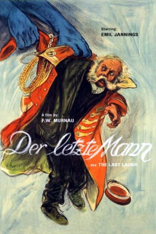 The Last Laugh - Der letzte Mann (1924) (Rating 9,1) DVD2874