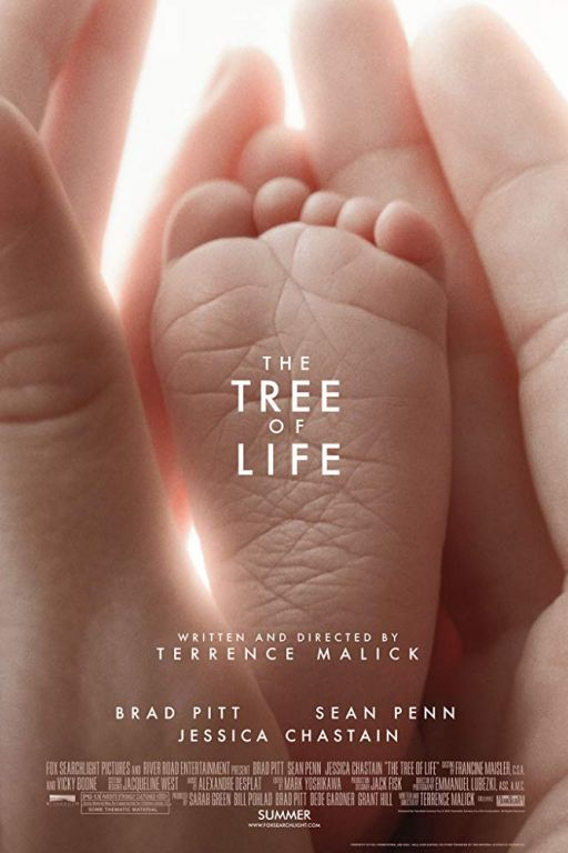 The Tree of Life (2011) (Rating 9,0) DVD4018