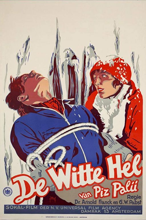 White Hell of Pitz Palu - Die weisse Hölle vom Piz Palü (1929) (Rating 7,3) DVD5850