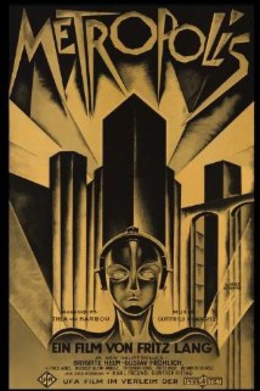 Metropolis (1927/2010) (Rating 8,6) DVD2304