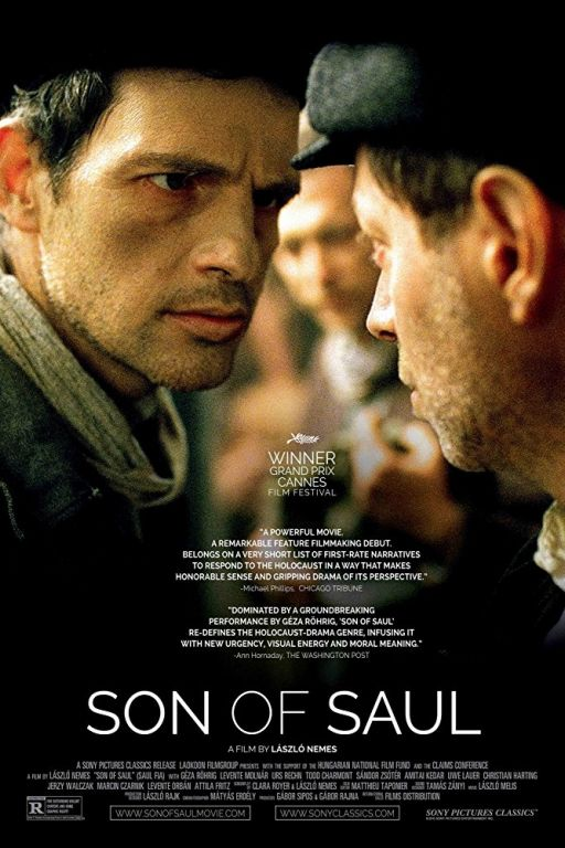 Son Of Saul - Saul fia (2015) (Rating 8,5) DVD8364