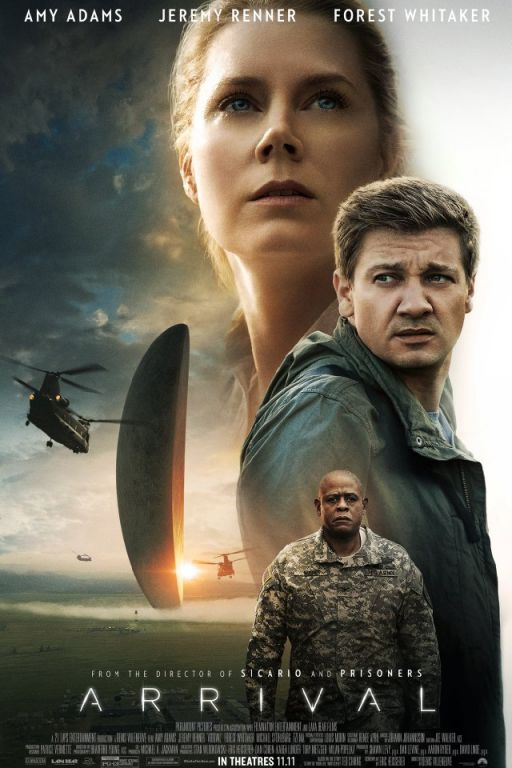 Arrival (2016) (Rating 9,0) DVD9943