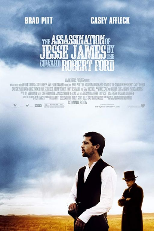 Die Ermordung des Jesse James durch den Feigling Robert Ford - The Assassination of Jesse James by the Coward Robert Ford (2007) (Rating 8,5) DVD7045