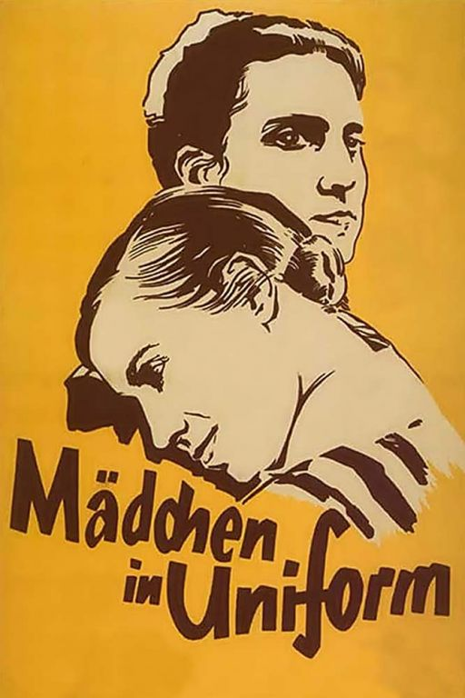Girls in Uniform - Mädchen in Uniform (1931) (Rating 7,4) DVD7457