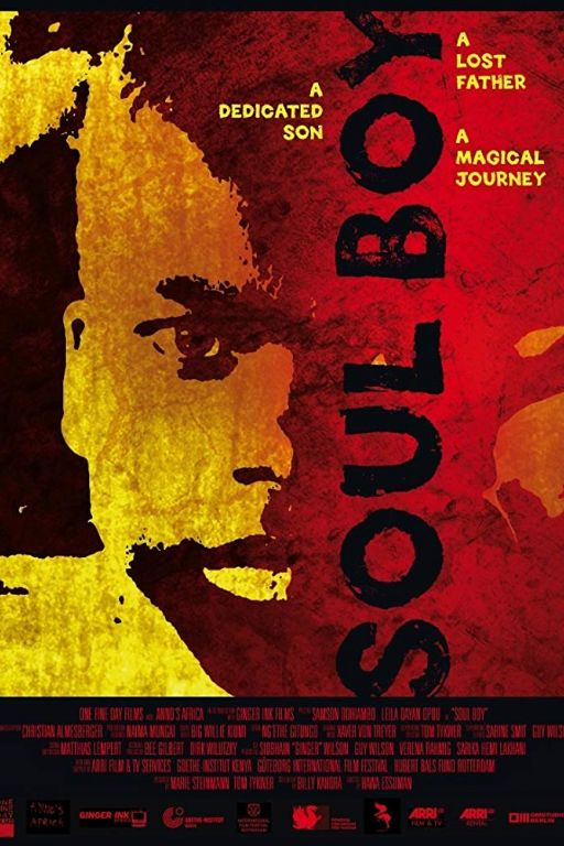 Soul Boy (2010) (Rating 6,9) DVD3734