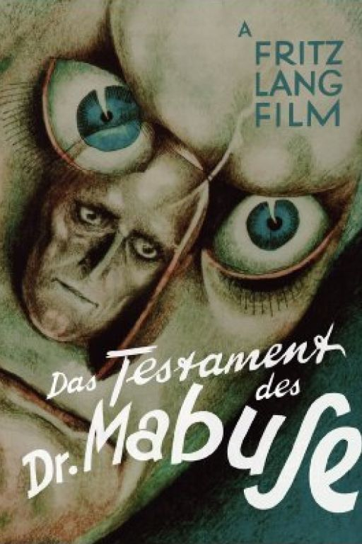 The Testament Of Dr. Mabuse - Das Testament des Dr. Mabuse (1933) (Rating 8,4) (OmeU) DVD2578
