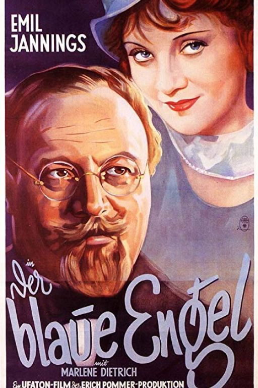The Blue Angel - Der blaue Engel (1930) (Rating 8,4) (germ./engl.) DVD420