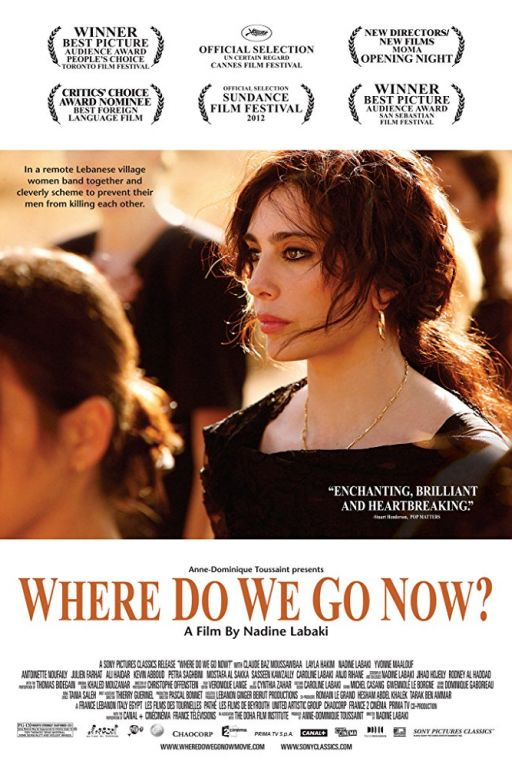 Where do we go now - Wer weiss wohin - Et maintenant on va où? (2011) (Rating 7,4) DVD6152