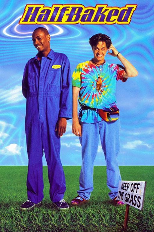 Half baked (1998) (Rating 7,0) DVD1791