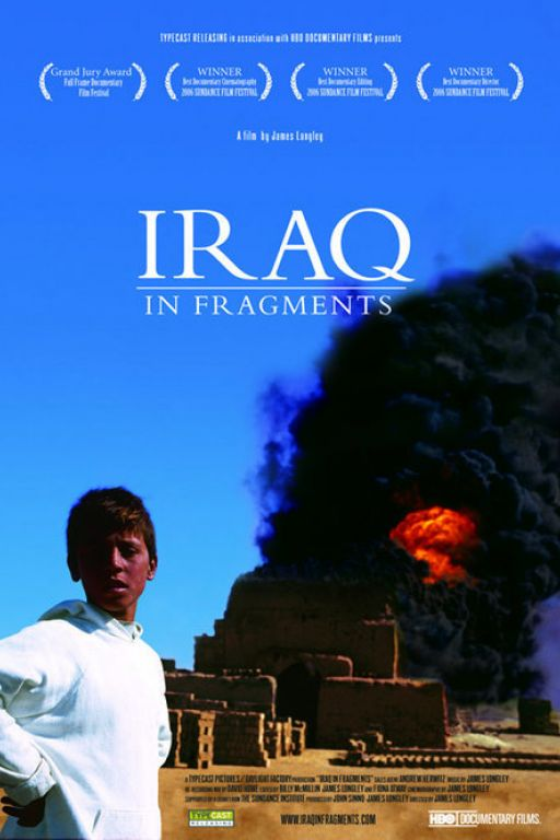Iraq in Fragments (2006) (Rating 7,5) (OmeU) DVD421