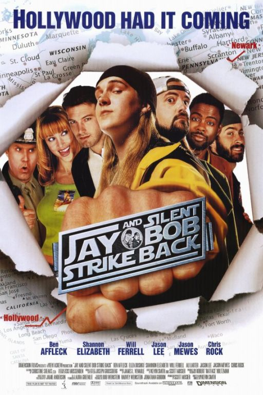 Jay und Silent Bob schlagen zurück - Jay and Silent Bob Strike Back (2001) (Rating 7,4) DVD9640