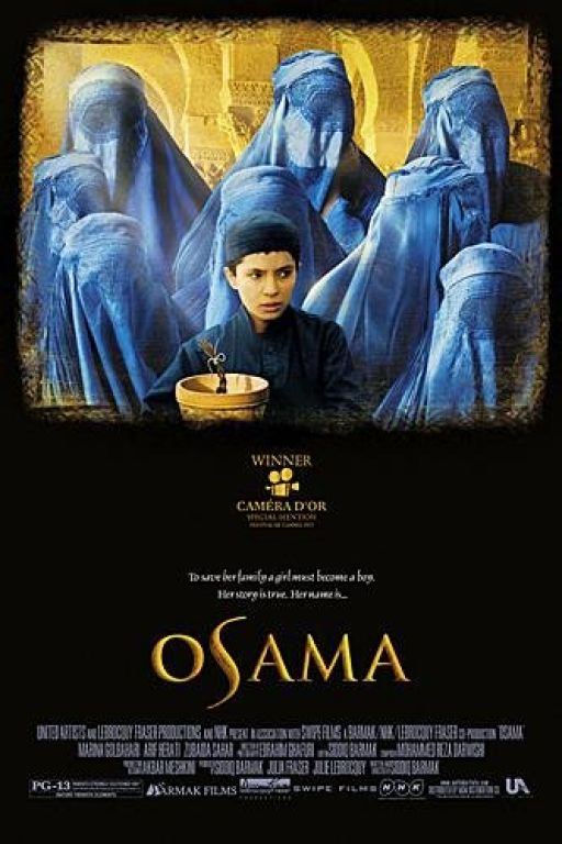 Osama (2003) (Rating 7,4) DVD1771