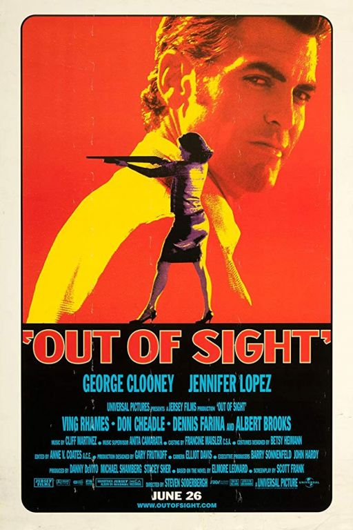 Out of Sight (1998) (Rating 8,0) DVD2463
