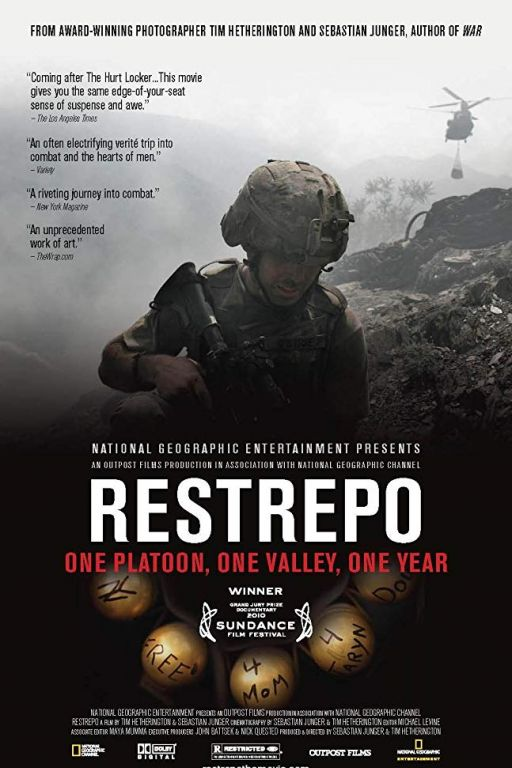 Restrepo (2010) (Rating 6,9) (OF) DVD2504