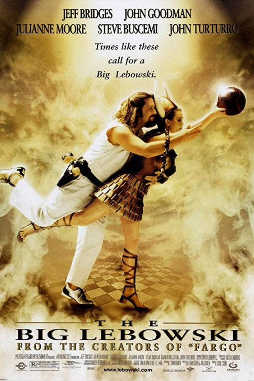 The Big Lebowski (1998) (Rating 9,1) DVD6076
