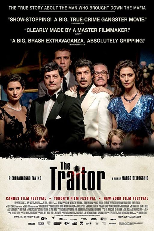 The Traitor - Il Traditore (2019) (Rating 8,0) (Coming Soon on DVD at Filmkunstbar Fitzcarraldo)