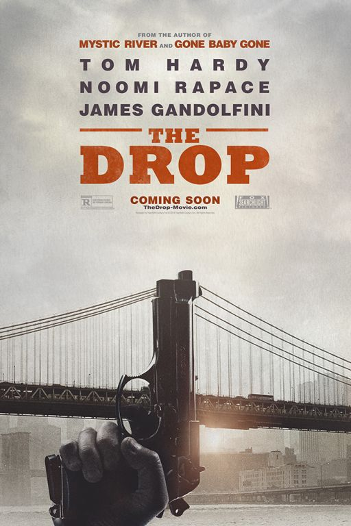 The Drop (2014) (Rating 7,3) DVD8498