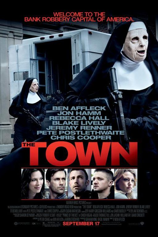 The town (2010) (Rating 8,0) DVD2552