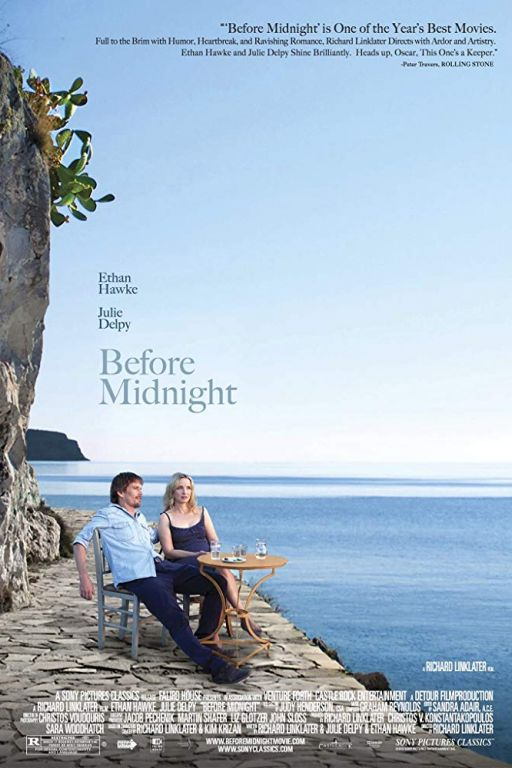 Before midnight (2013) (Rating 8,0) DVD2281