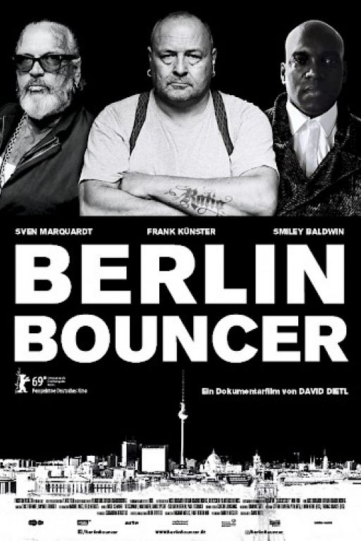 Berlin Bouncer DVD10559 Image