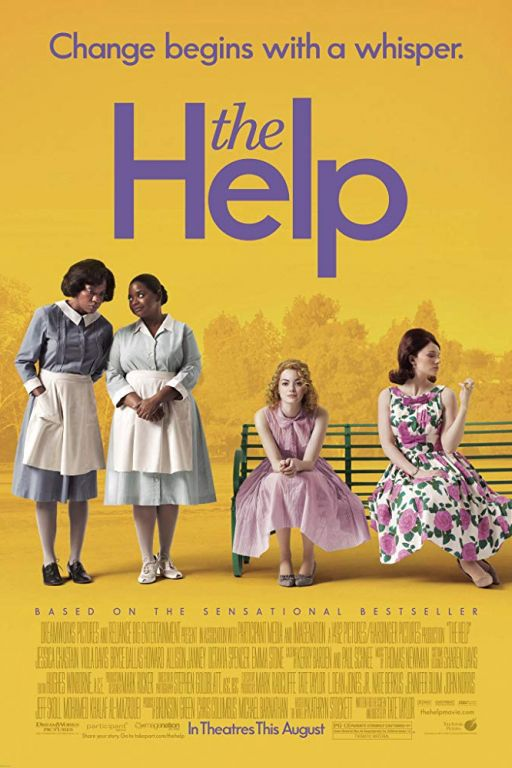 The Help (2011) (Rating 7,2) DVD2214