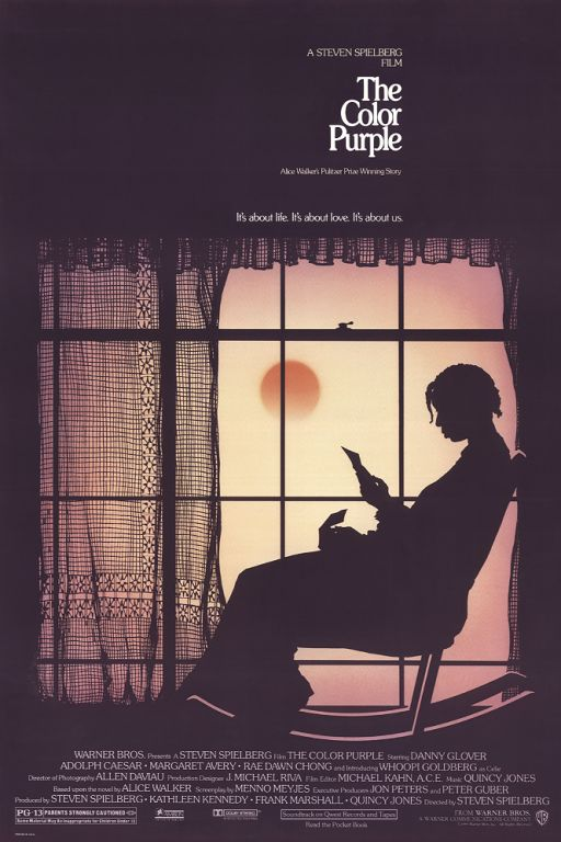 Die Farbe Lila - The Color Purple (1985) (Rating 8,5) DVD75