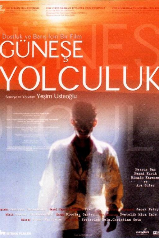 Journey to the sun - Reise zur Sonne - Günese yolculuk (1999) (Rating 7,0) DVD3017