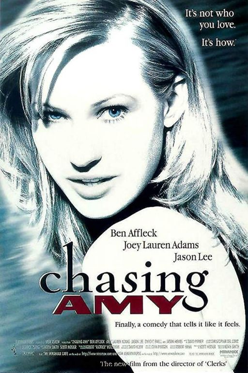 Chasing Amy (1997) (Rating 8,0) DVD520