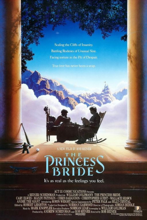 Die Braut des Prinzen - The Princess Bride (1987) (Rating 8,5) DVD1827