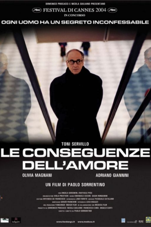 The consequences of love - Le conseguenze dell'amore (2004) (Rating 9,0) (OmeU) DVD5317