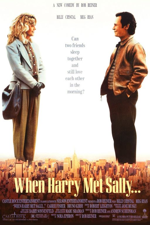 Harry und Sally - When Harry Met Sally (1989) (Rating 9,0) DVD1461
