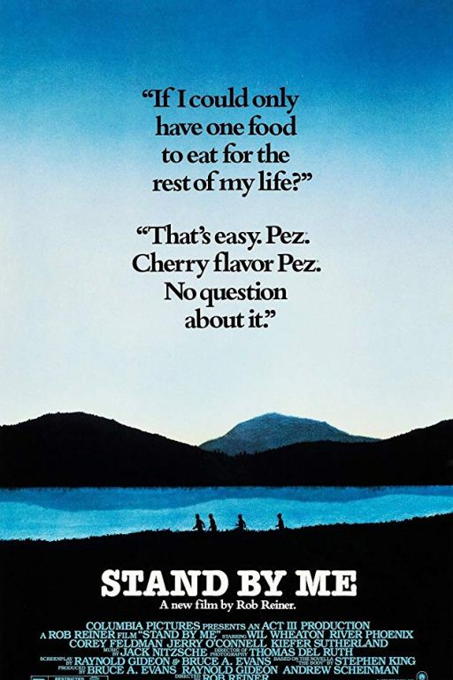 Stand by Me (1986) (Rating 9,2) DVD659