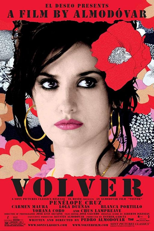 Volver (2006) (Rating 8,1) DVD8051