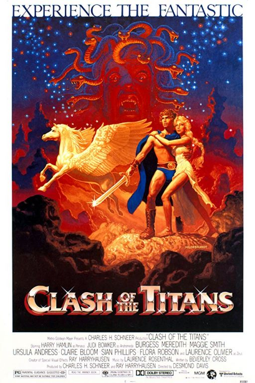 Kampf der Titanen - Clash of the Titans (1981) (Rating 8,0) DVD6242