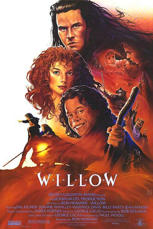 Willow (1988) (Rating 6,4) DVD2588