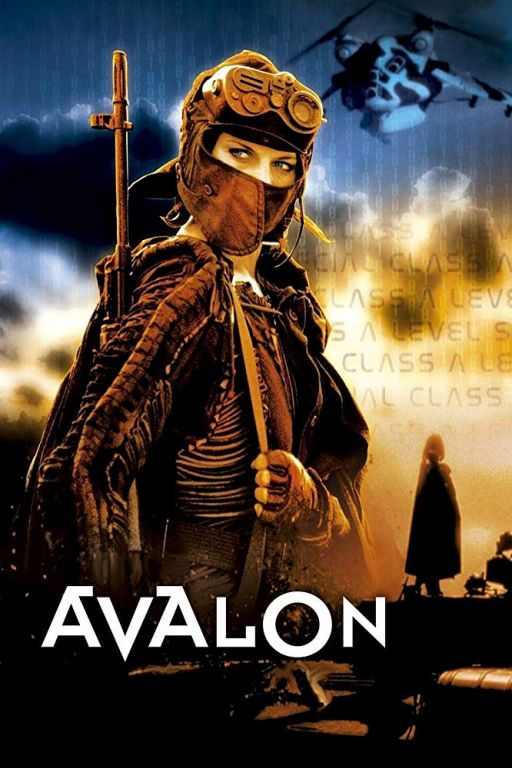 Avalon (2001) (Rating 7,5) DVD298